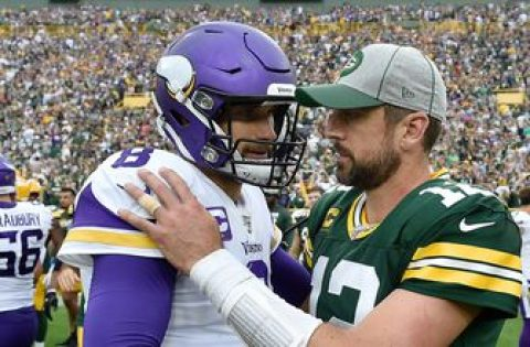Cousin Sal: Packers not Vikings should be favorites to win the NFC North