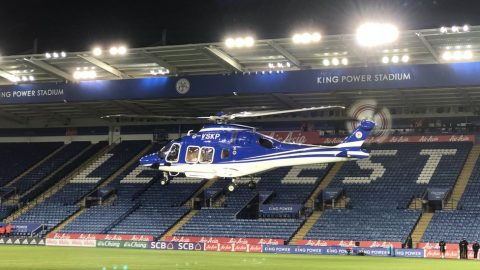 Leicester City helicopter crash: Aircraft 'spun' after take-off