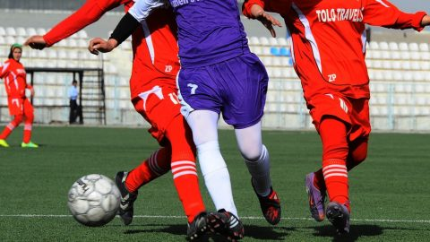 Fifa looks into Afghanistan women's football abuse claims