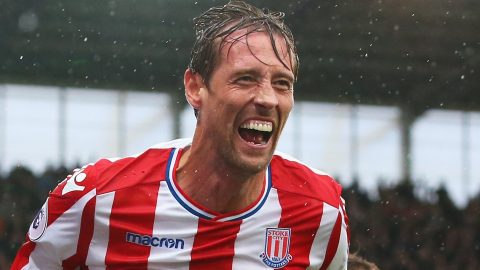Peter Crouch: Stoke City striker signs for Burnley, Sam Vokes moves to Potters