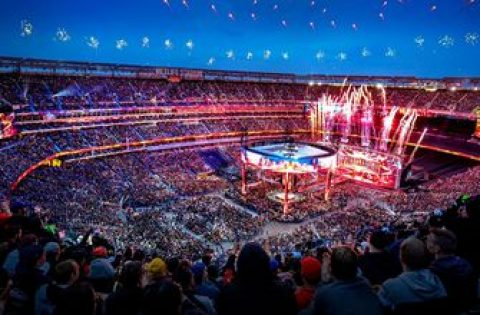 WrestleMania 35 Nominated at Sports Business Journal's Sports Business Awards