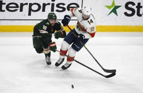 Wild return from break ready to make final push for playoffs