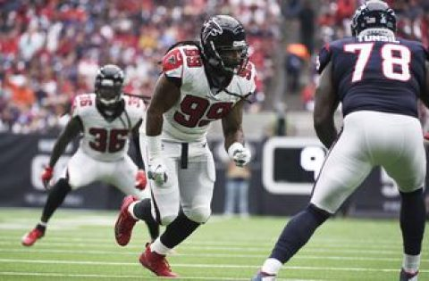AP source: Browns signing free agent Clayborn to 2-year deal