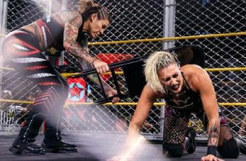 Rhea Ripley and Mercedes Martinez's status after their Steel Cage Match: NXT Injury Report, Sept. 9, 2020