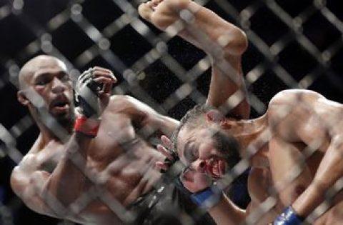 UFC light heavyweight champ Jones pleads guilty to 2nd DWI