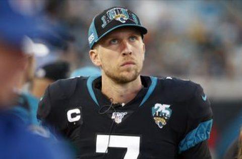 Bears finalize trade with Jaguars for quarterback Foles