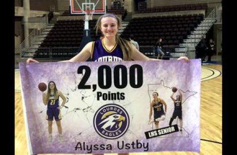 Senior Spotlight: Alyssa Ustby