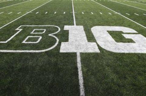 AP Source: Big Ten presidents meet on potentially starting football season in October