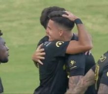 Brian Rodriguez's nifty footwork leads to goal, LAFC lead, 2-1