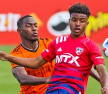 FC Dallas and Houston Dynamo play to 1-1 draw