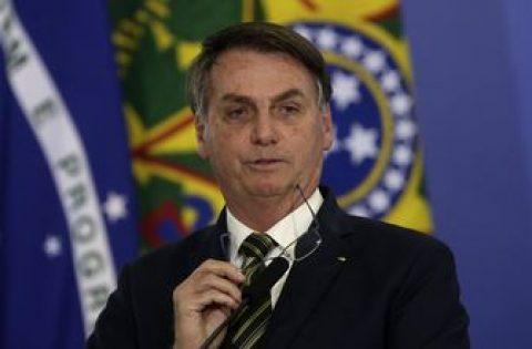 Brazil's president wants soccer to return amid pandemic