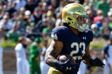 Notre Dame gets scare from Duke, but Irish pull away late, 27-13