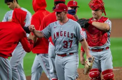 Bundy tosses complete game as Angels crush the Mariners, 6-1
