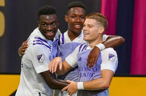 Nani, Chris Mueller help Orlando City SC get first-ever win over Atlanta United FC