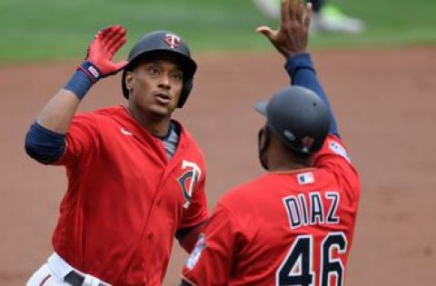 Jorge Polanco's 4-for-4 day keys Twins to 3-2 win over Tigers in extras