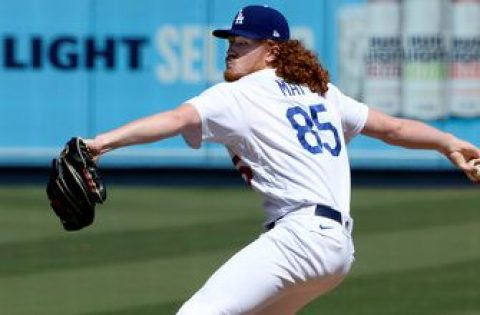 Dodgers finish league-best 2020 season with 5-0 shutout of Angels