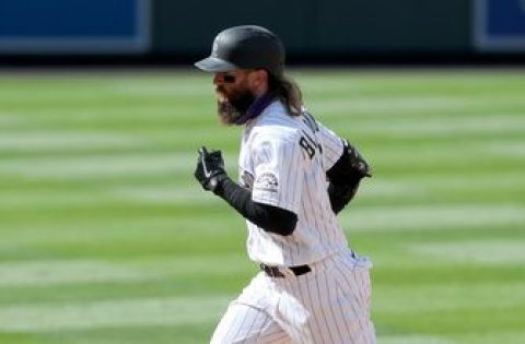 Charlie Blackmon crushes two-run shot, Rockies win gives them top spot in NL West