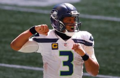 Clay Travis: This is Russell Wilson's game, Seahawks will defeat Pats in Week 2 | FOX BET LIVE
