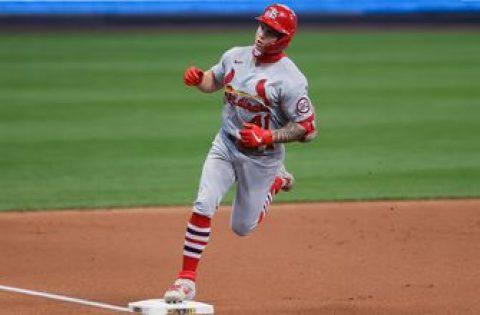 Tyler O'Neill's two-run homer helps Cardinals edge Pirates, 6-5