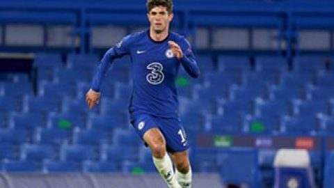 Christian Pulisic a Chelsea Hero in Champions League
