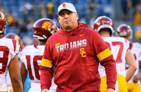 Clay Helton on what needs to happen for a successful spring football season