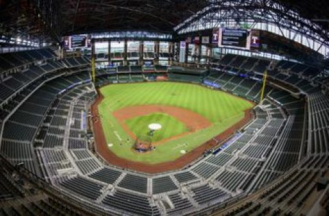MLB to allow roughly 11,500 fans per game at NLCS, World Series