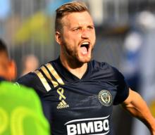 Kacper Przybylko goal in the 70th minute lifts Philadelphia Union over Atlanta United, 1-0