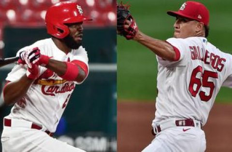Cardinals activate Fowler and Gallegos amid flurry of transactions