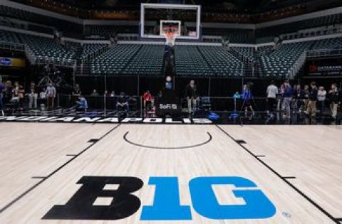 A possible college basketball bubble is brewing in Indy