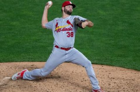 Cardinals activate Whitley, option Fernández, transfer Hudson to 45-day IL