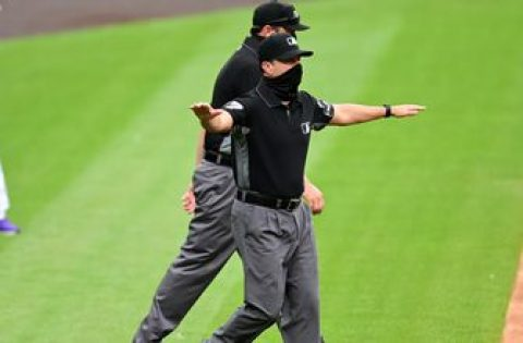 MLB's video replay process overturned 42.4% of reviewed calls in 2020
