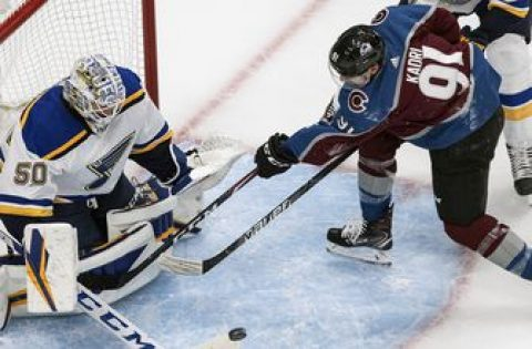 Intensity remains high during playoff hockey despite empty stands