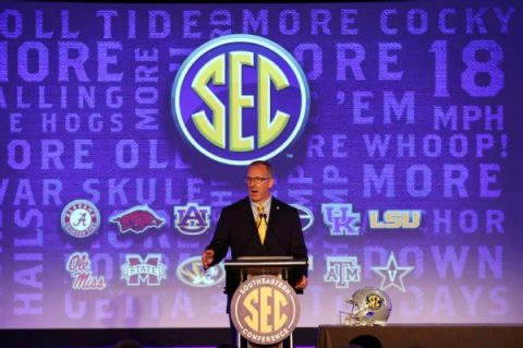 SEC commish: League unity not needed in 2020