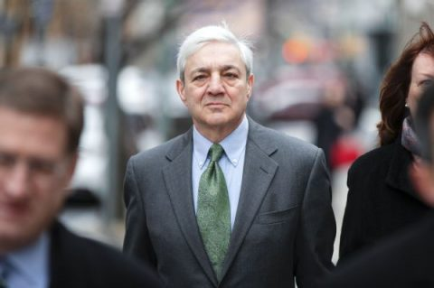 Ex-PSU president Spanier's conviction overturned