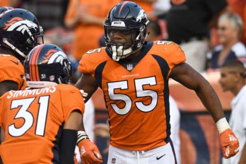 Broncos suffer 'huge loss': Chubb done for 2019