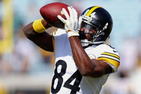 Source: Brown mad at Steelers, skipped practices