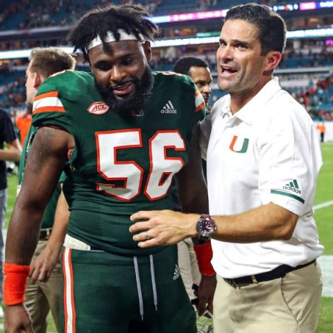 Will Miami's taking a chance on Manny Diaz pay off?
