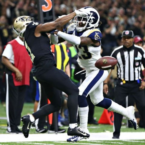 Judge won't order 'do-over' of Rams-Saints game