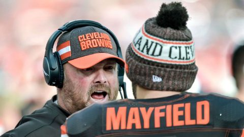 Freddie Kitchens' offseason order to Baker Mayfield: Take a breath