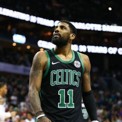 Sources: Irving, Nets moving toward 4-year deal