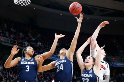UConn makes Final Four for 12th straight year