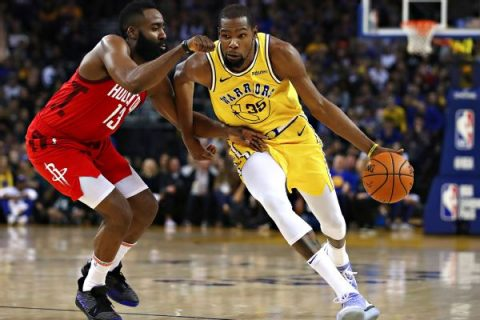 KD: Harden's style 'clever,' not cheating at all