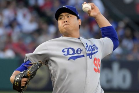 3 Dodgers aces make All-Star team; Ryu to start