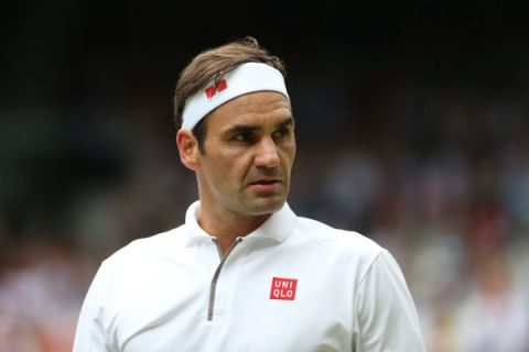Federer 'tired' of notion he influences scheduling