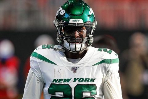Jets' Bell, Gase clear air over RB's usage in loss