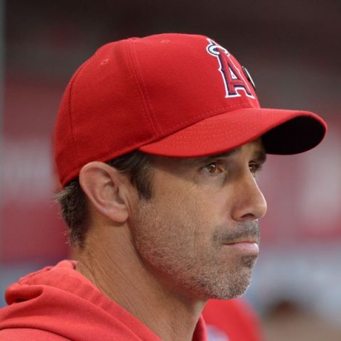 Angels oust Ausmus after one year as manager