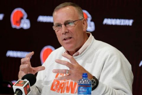 General manager Dorsey, Browns opt to part ways