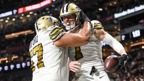 NFL playoff picture: Saints' Thanksgiving win clinches NFC South
