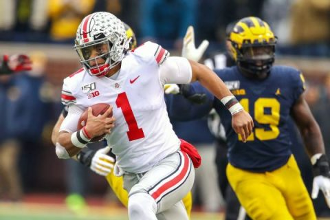 Fields' return a 'magical moment' for Buckeyes