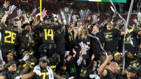 Why the Pac-12 protest is showing the blueprint for future college football progress